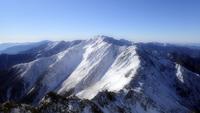 湯川高之 北岳